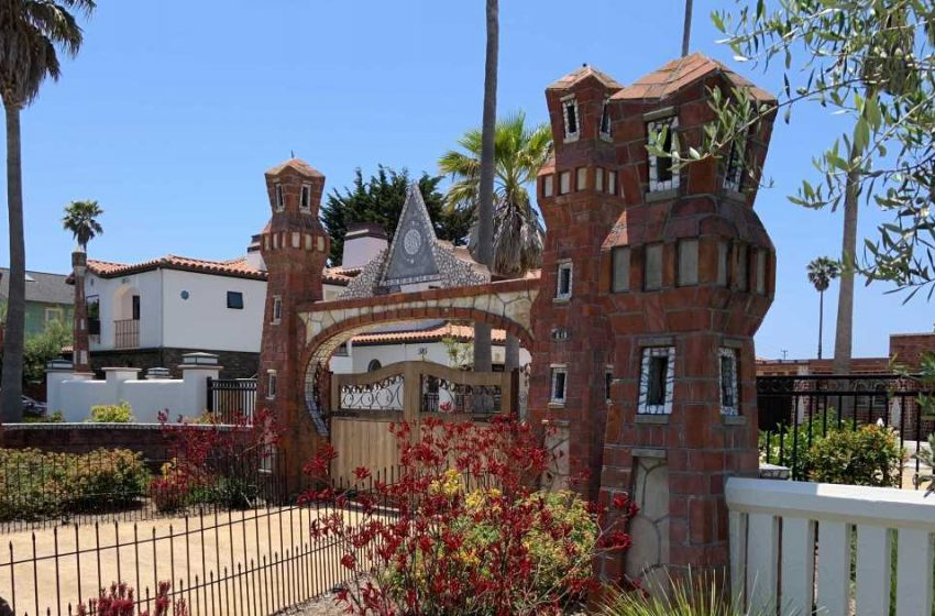 Sizzling Santa Cruz housing market, meet the overhauled Court of Mysteries: Iconic place up for $4.6 million