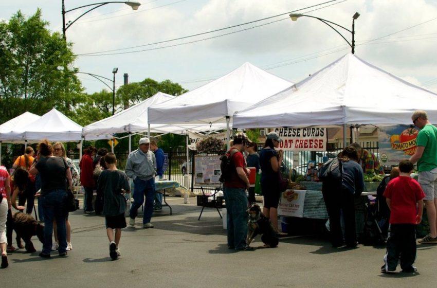 Jefferson Park Farmers Market Returns Sunday At New Location