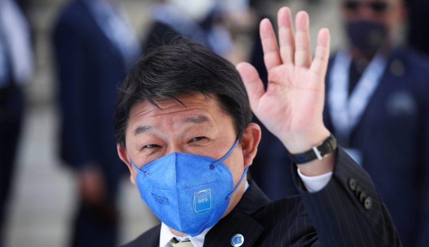 Stung by pandemic, G20 foreign ministers urge greater cooperation in combating COVID-19