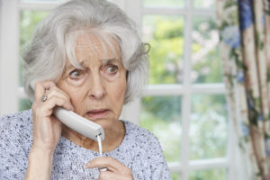 Protecting Our Elderly from Scammers