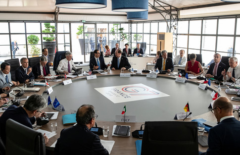 How will G7 economies support their citizens?