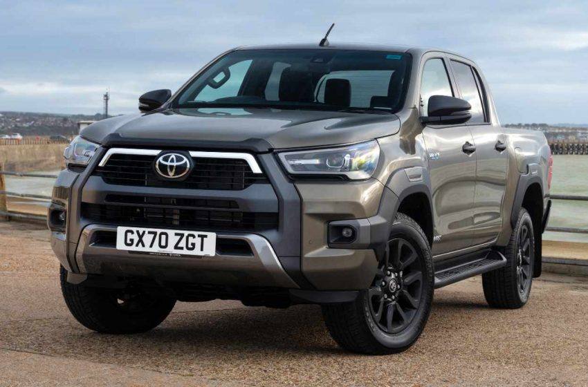 Toyota Hilux India to compete with Isuzu's V-Cross pickup is scheduled for September 2021 -Technology News, Firstpost