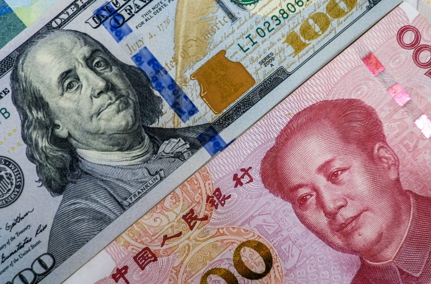 China jitters lift haven currencies while dollar awaits Fed