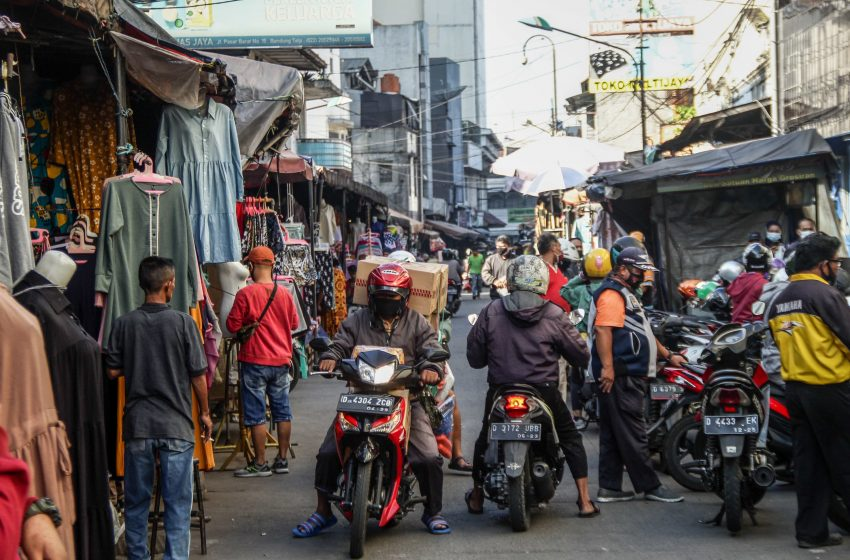 Indonesia to balance economy with pandemic support: Finance minister