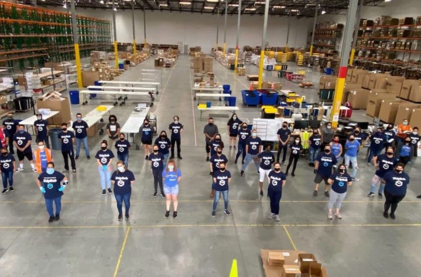 Warehouse demand offsets vacant office space