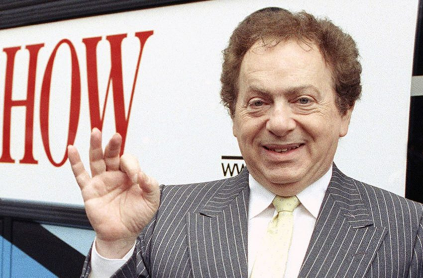 Jackie Mason, feisty comedian who rose from Catskills to TV and Broadway fame, dies at 93