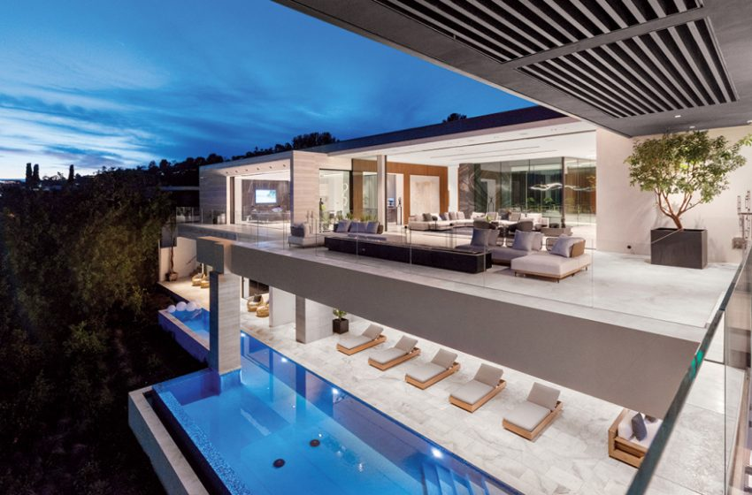 Houses Accept Buyers' Bitcoin and Display NFT Art – The Hollywood Reporter