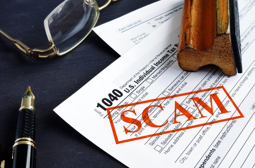 """The IRS """"Dirty Dozen"""" – Tax Scams And Schemes » Scammer News"""