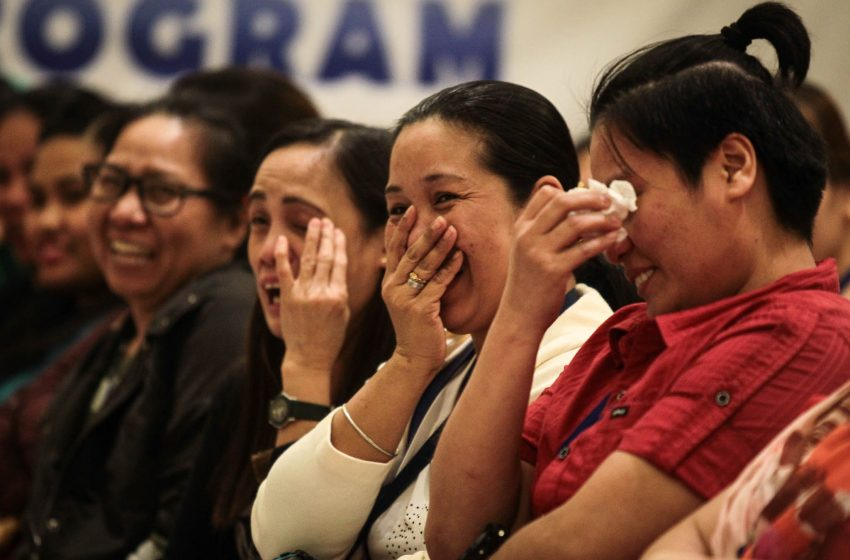 Overseas Pinoys told to save and invest for retirement years