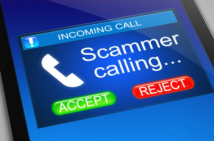 Phone scams still on the rise