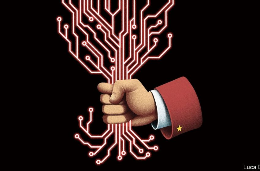 China seems intent on decoupling its companies from Western markets