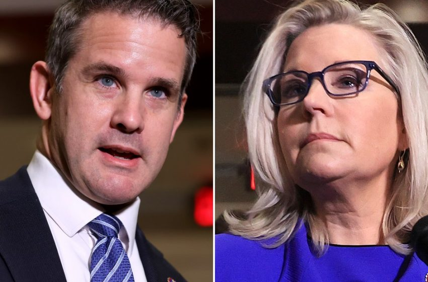Cheney and Kinzinger prepare for blockbuster hearing amid attacks from their own party