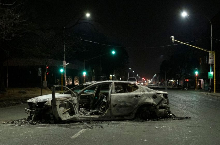 Violent protests deal body blow to South Africa's economy | Business and Economy News