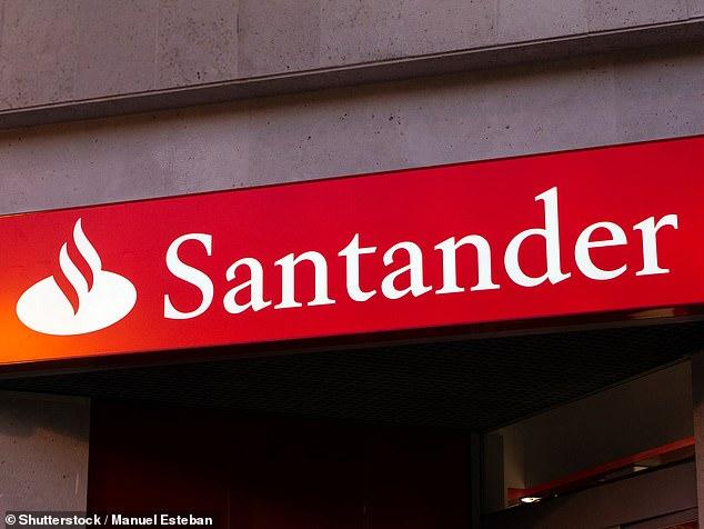 TONY HETHERINGTON: Santander comes to rescue after scam