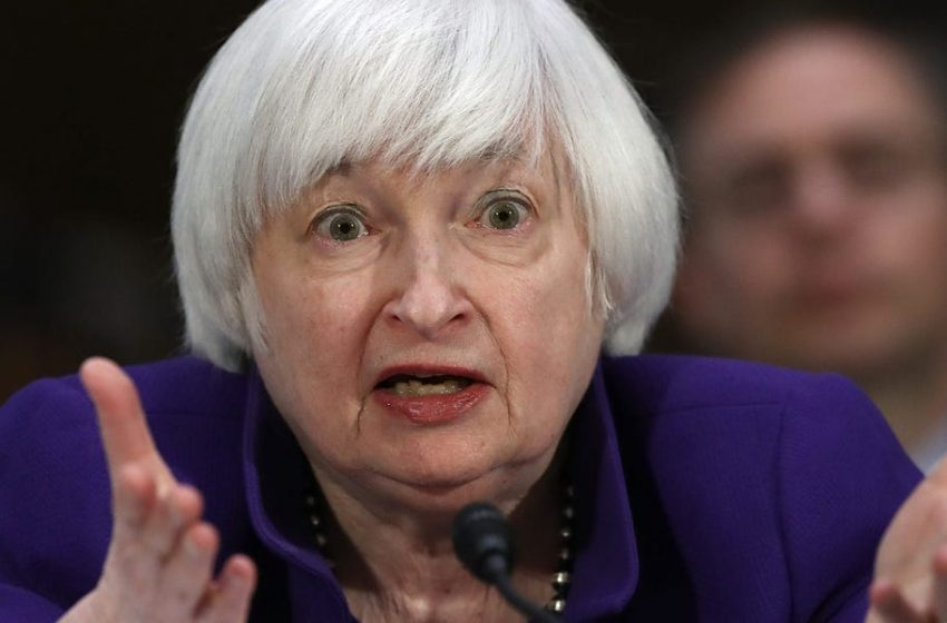 Four unhealthy aspects of the US economy, according to Janet Yellen