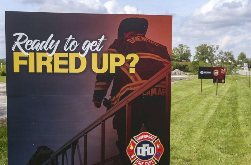 Davenport City Council advances plans for new fire station | Politics and elections