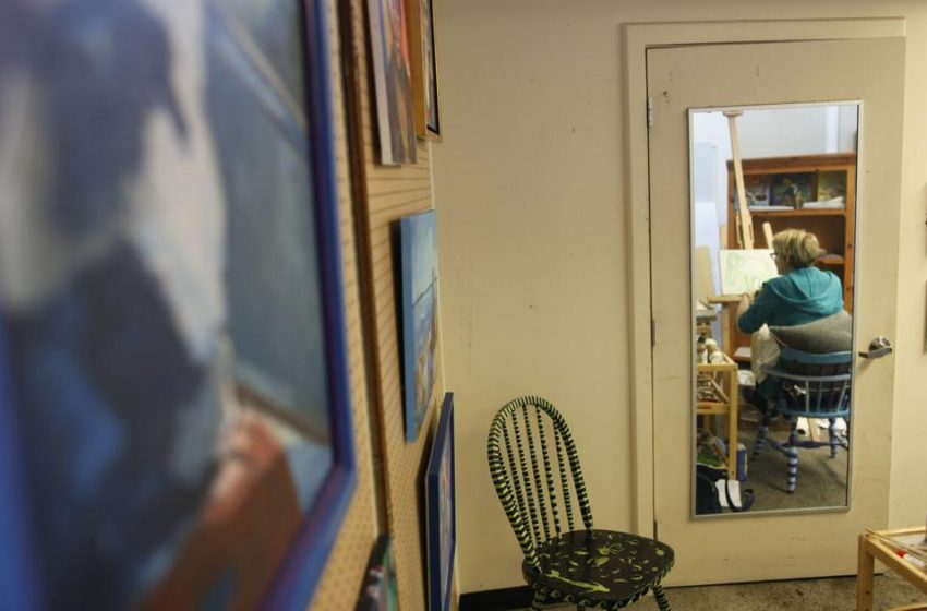 The real estate search is on for 17 artists whose studios in the American Tin Cannery are going away.   Arts & Culture Blog