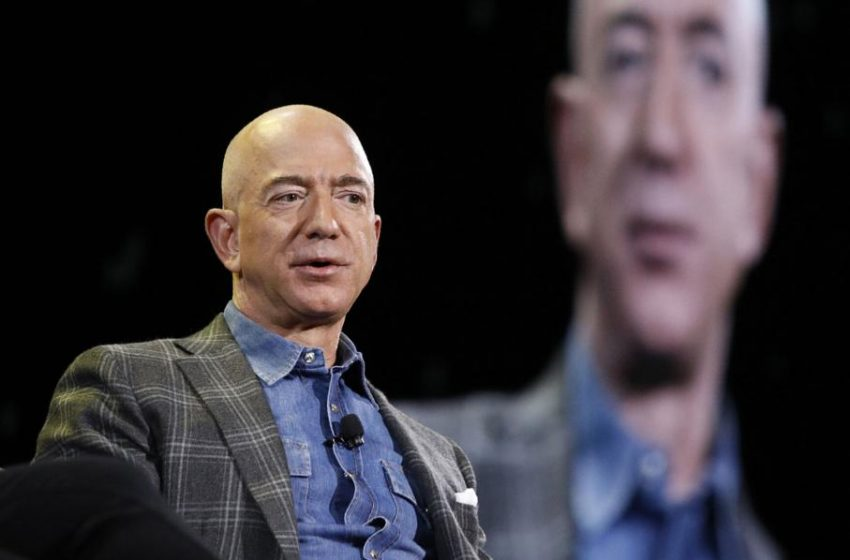 Amazon begins new chapter as Bezos hands over CEO role   Business