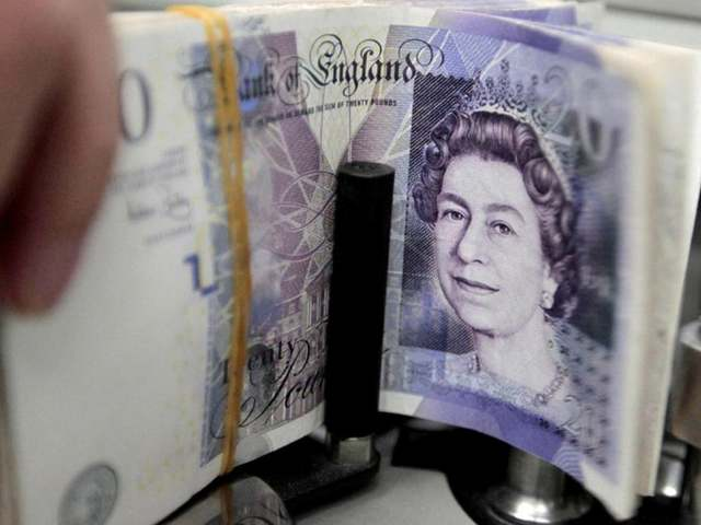 Sterling falls against dollar – Business Recorder