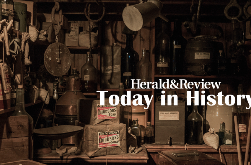 Herald & Review Almanac for July 14   Lifestyles