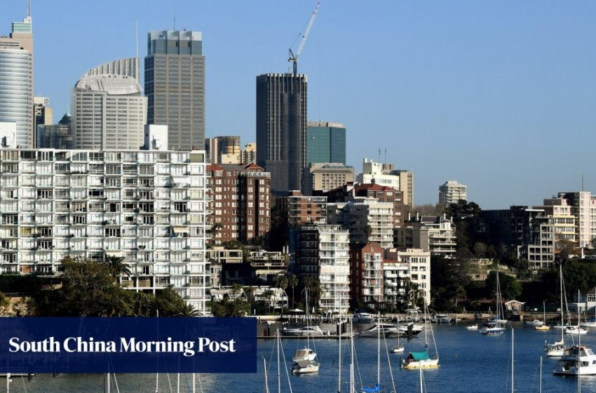 Chinese abandon Australian housing market, still blamed for high prices – South China Morning Post
