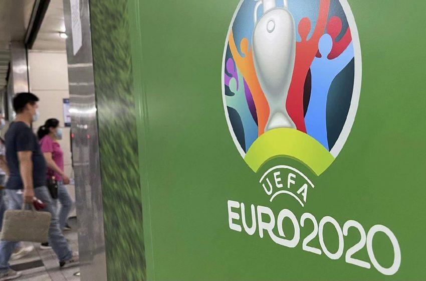 Graphics: How UEFA Euro sponsorship mirrors global economic shifts