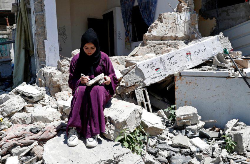 Israeli bombardment severely weakened Gaza economy: Report   Gaza News