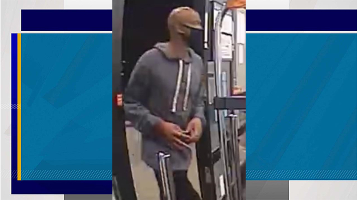 Police looking for suspect involved in armed robbery at west valley business