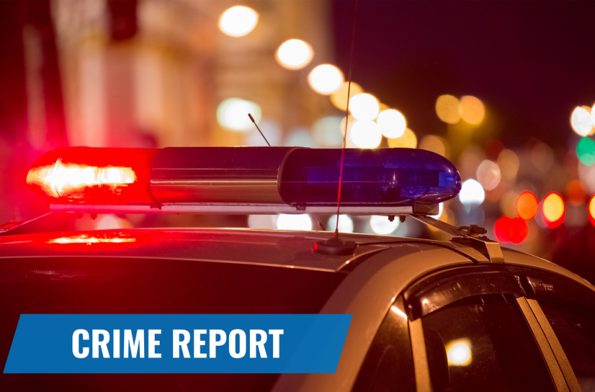 Crime and fire report: Inmate at Becker County jail scammed by phone; juvenile driver arrested in Detroit Lakes after fleeing two-vehicle crash