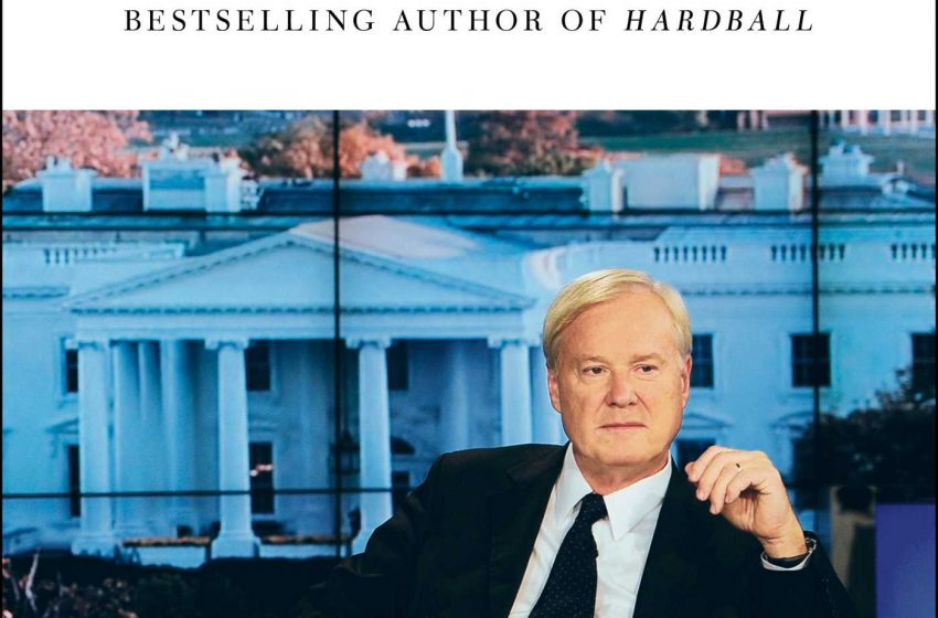 Chris Matthews Reflects On His Life And History In Politics Over Past 50 Years | The Sound of Ideas