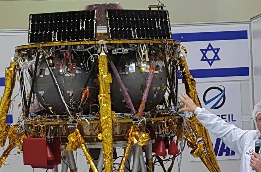 Israels SpaceIL secures funds for new lunar mission