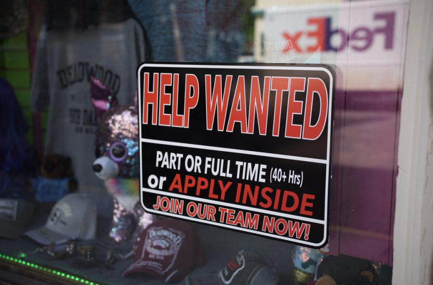 The US economy may slow with fewer working-age people in the market