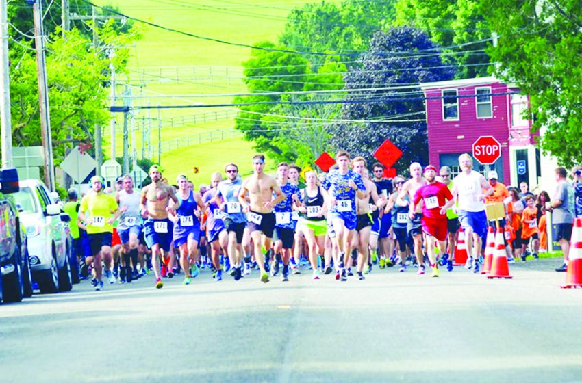 Live, in-person Mad Cow 5K race returns to Nelson – Eagle News Online