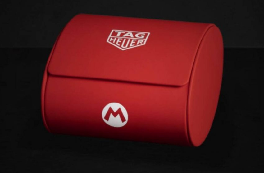 Nintendo and Tag Heuer are making a Super Mario watch