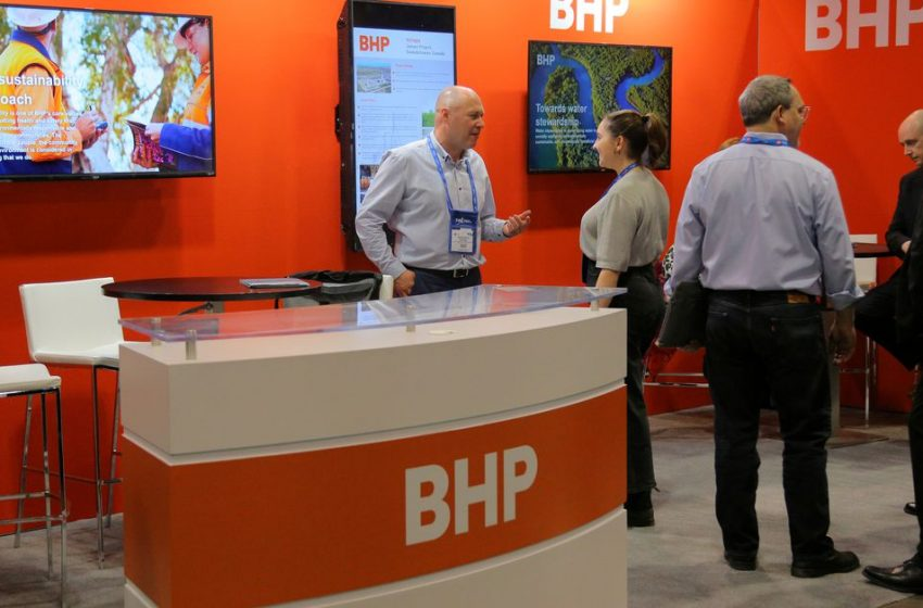 BHP considering exiting oil and gas business – Bloomberg News