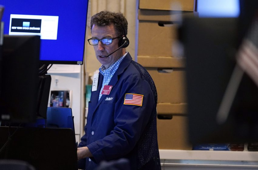 COVID-19 Concerns Cause Stock Markets To Plunge : NPR