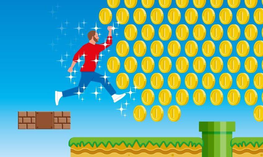 How vintage video games became big-money investments