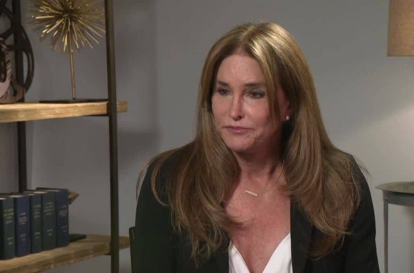 Full interview: Caitlyn Jenner discusses run for governor on Inside California Politics