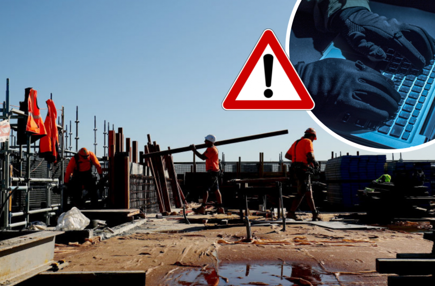 Aussie tradies, watch out: Scammers are targeting you