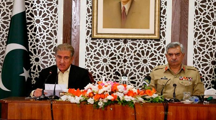 Evidence of Indian terrorism shared with world community: Qureshi