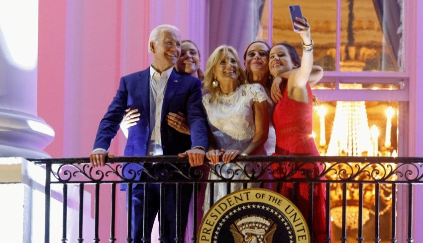Biden marks 'independence' from COVID-19, but pandemic remains a threat