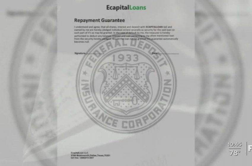 New advance-fee loan scam stealing thousands, targets Florida man » Scammer News