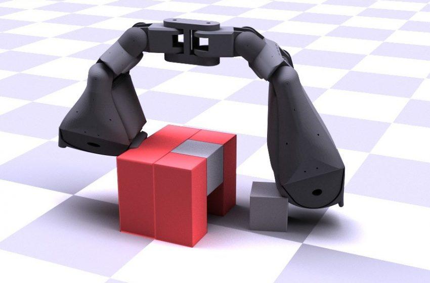 Contact-aware robot design   MIT News