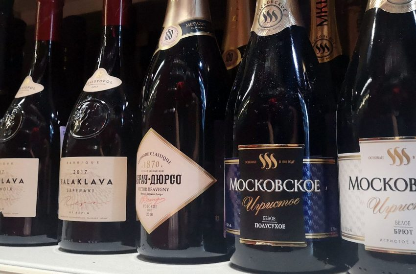 Russia Declares Only Russian Sparkling Wine Is 'Champagne'