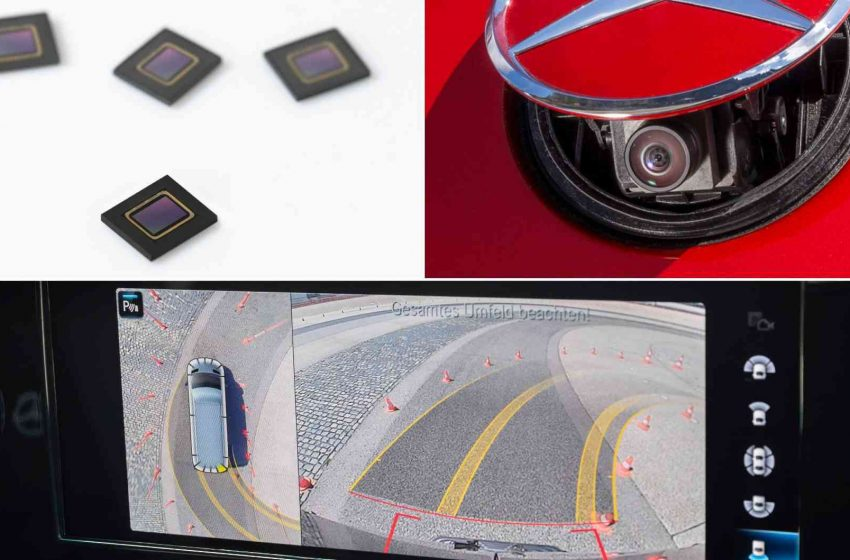 Samsung announces HD image sensor for reverse camera, surround view monitor for automobiles-Technology News, Firstpost
