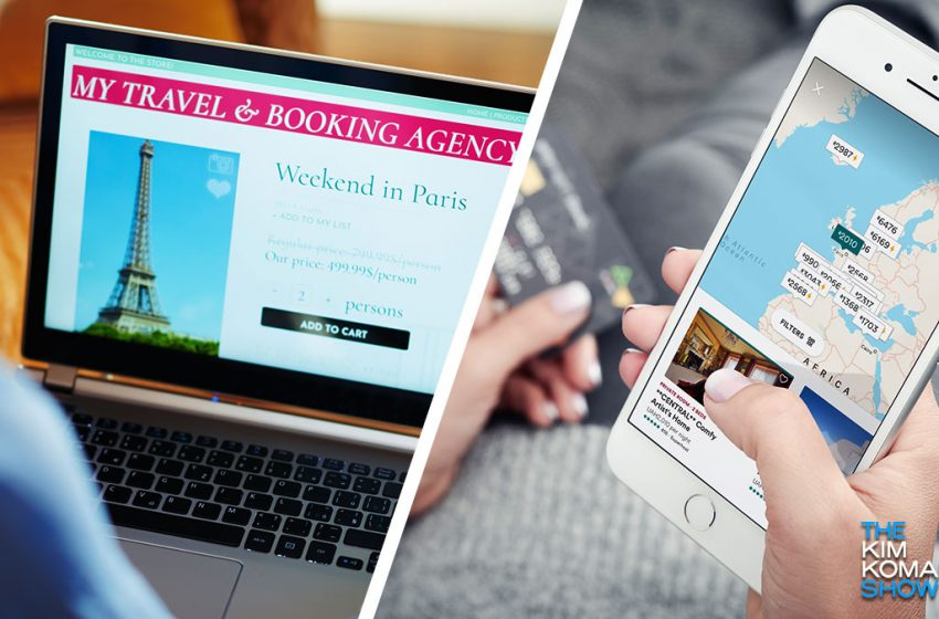 5 online travel scams that are spreading now
