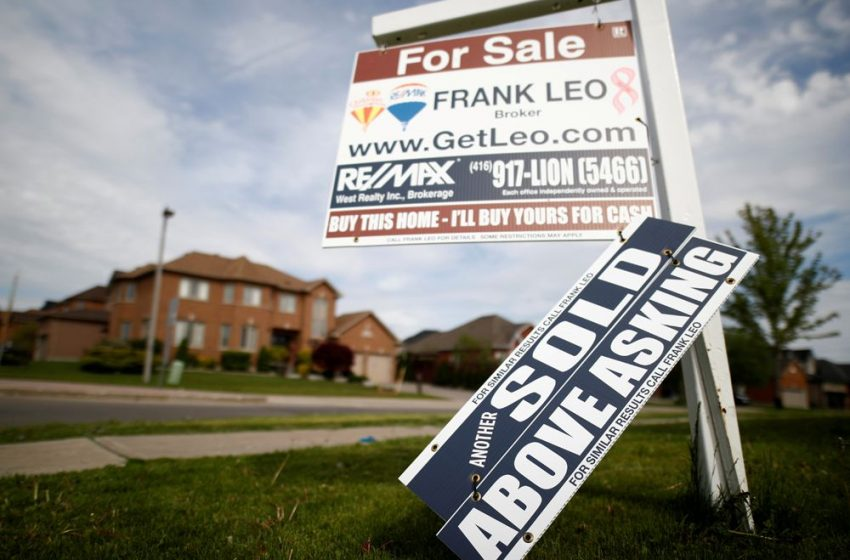 'Accident waiting to happen': Zero-down mortgages in Canada stoke U.S. subprime-like fears