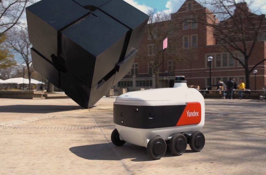 Why robot delivery is going to college