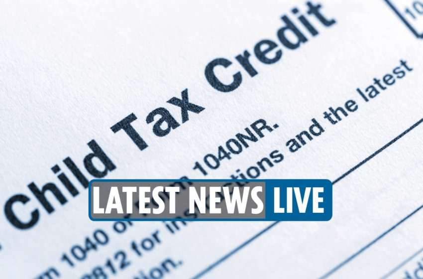 Child tax credit dates – IRS tracker schedules September payment for next WEEK ahead of direct deposit change deadline