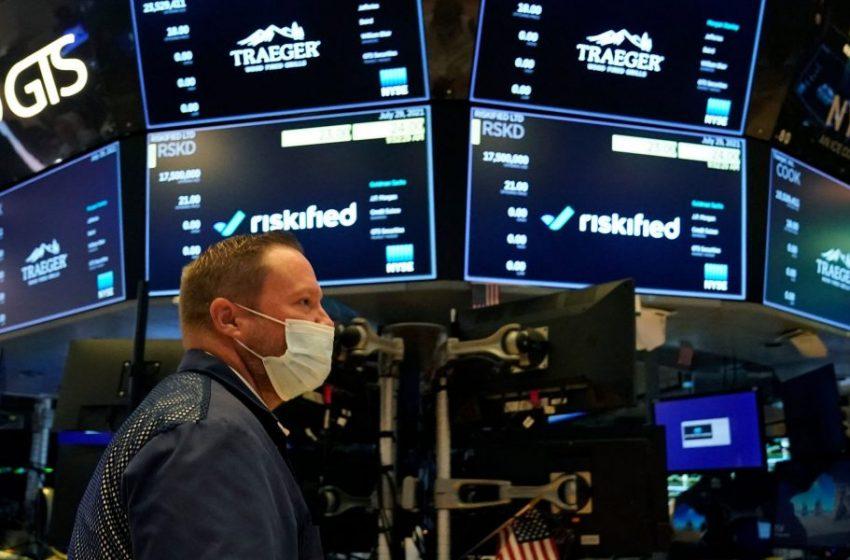 U.S. stock market's afternoon selloff spoils global rebound